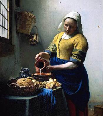 Jan-Vermeer_milkMaid_f